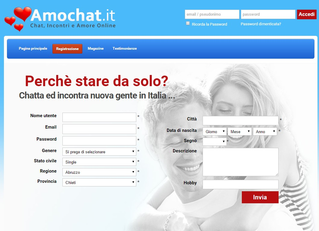 amochat.it